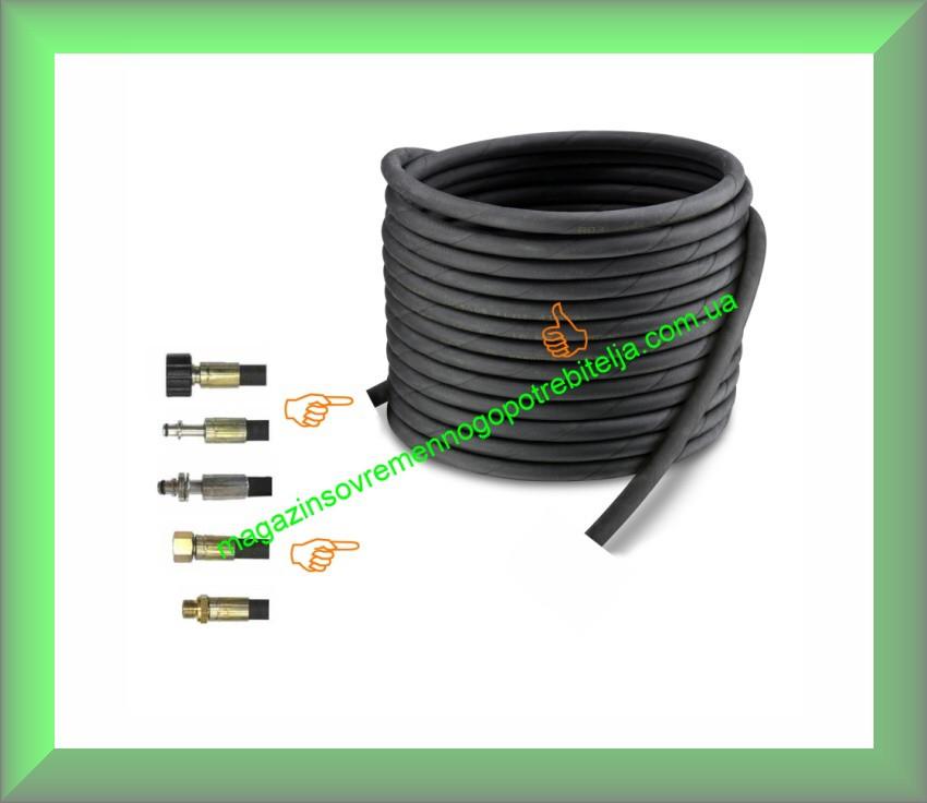 Шланг для аппаратов высокого давления 1SNК 250 бар 50 м (износостойкий)