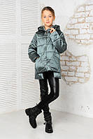 Яркая весенняя курточка для девочки