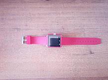 Многофункциональные умные часы Smart Watch U8 red, фото 2
