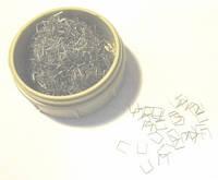 Скобки к ушивателям органов УО-40, УО-60  0,3х4,0х4,8 мм (1000шт)
