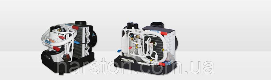 Кондиционеры для катеров Webasto BlueCool S-серия