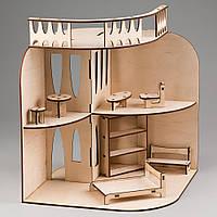 """""""Кукольный домик с мебелью"""""""