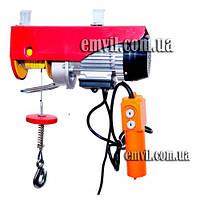 Тельфер (электрическая лебедка) 220В РА 250/500кг (22-501)