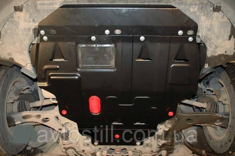 Захист картера двигуна Dacia (прайс)