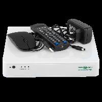 Видеорегистратор для камер гибридных, AHD и IP.GreenVison GV-S-035/04 1080N
