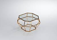 """Дизайнерская опора для стола """"Diamond"""""""