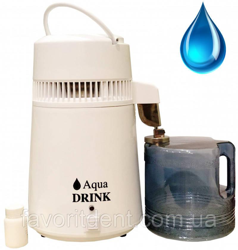 Дистиллятор воды Aqua Drink NEW