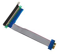 Райзер Riser PCI-E 1x to 16x