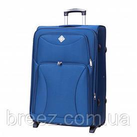 Чемодан Bonro Tourist небольшой синий