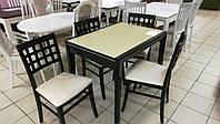 """Комплект """"Соренто"""" стол и 4 стула"""