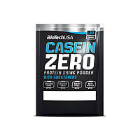 BioTech - Casein Zero (1 x 30 g) - strawberry