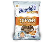 """Хрусткі висівки житні з гречкою """"Витьба"""", 130г"""