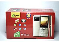 """Мобильный телефон Nokia Asha 3000 на 3 Sim Большой 2,8"""" экран Огромная Батарея 5000Mah"""