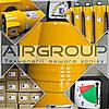 Фильтр магистральный для сжатого воздуха COMPRAG AF-125, фото 4