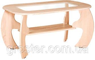 Журнальный столик Сакура (МДФ). Столик для прихожей, приёмной, кофейный столик