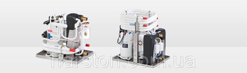Чиллерная система кондиционирования для катеров Webasto BlueCool C-серия