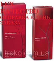 Туалетная вода для женщин Armand Basi In Red Eau De Parfum 100 мл, фото 1
