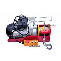 Тельфер (электрическая лебедка) 220В РА 500/1000кг (22-001)