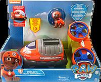 «Щенячий патруль»: автомобиль трансформер де-люкс (звуковые и световые эффекты) Зума Spin Master