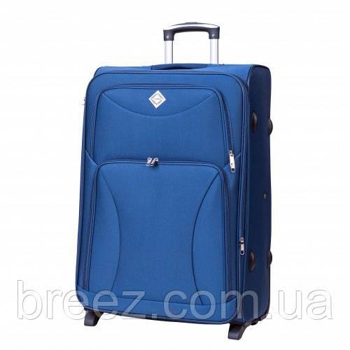 Чемодан Bonro Tourist средний синий