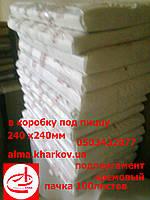 Подпергамент в листах, размотка, фото 1