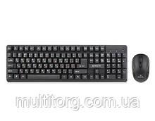 Клавиатура с мышкой REAL-EL Standard 550 Kit Wireless беспроводные