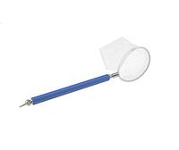 Сачок для креветок с телескопической ручкой 18-55см, круглый, d-5см