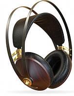 Наушники Meze 99 Classics Walnut  Gold/Silver Бежевый, Золотой, Серебряный