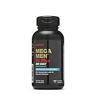GNC - Mega Men 50 Plus Once Daily (60 caplets)