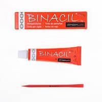 Краска для бровей и ресниц BINACIL (графит)