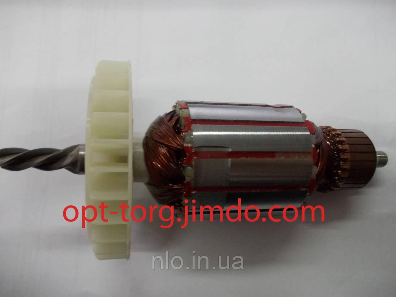 Якір перфоратора бочкового типу ЗПП 1650 профі MAX (166х48 4 з ліво)