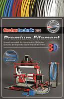 Нить для 3D принтера fisсhertechnik синий 50 грамм (полиэтиленовый пакет) FT-539123, FT-539123