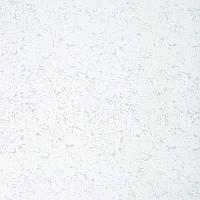 Обои для стен на бумажной основе простые тесненные Мрамор белый