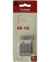 Батарея для Canon nb-10l, PowerShot SX40 HS, SX50 HS, G1 X, G15, G16, SX60 HS, G3 X