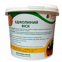 Пчелиный воск для древесины GreenTherm 10 л