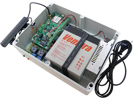 GSM сигнализация ДОМ-3 БАЗА