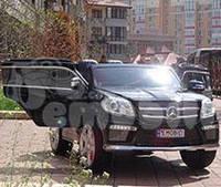 Детский Mercedes-Benz GL 63 AMG + TUNING EMOBILI EDITION