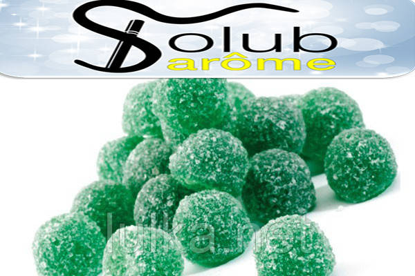 Ароматизатор Solubarome Menthol Chewing gum (Жвачка с ментолом) 5 мл.