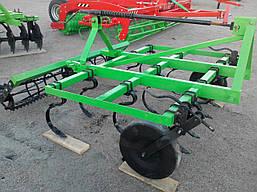 Культиватор навесной 1,8 м с катком на минитрактор польский, фото 2
