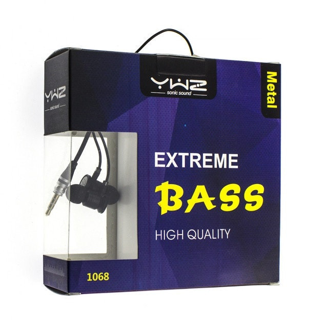 Наушники-гарнитура Extreme Bass 1068