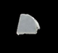 Заглушка для углового профиля ЛПУ-17, без отверстия