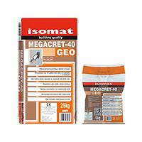 Безусадочный ремонтный раствор Мегакрет-40 ГЕО (уп. 25 кг)
