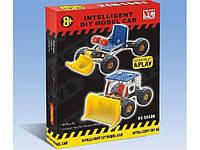 Конструктор металлический Same Toy Inteligent DIY Model Car 2 модели 58039Ut, 58039Ut