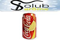 Ароматизатор Solubarome Lemon Cola (Кола с лимоном) 5 мл.