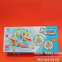 Погремушки и игровой центр для новорожденных 50*9*23 см