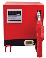 ТРК 12/24 В - 40 л/мин Китай - Стационарная заправочная станция для дизельного топлива со счетчиком