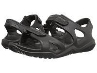 Сандалии мужские босоножки Кроксы оригинал / Crocs Men's Swiftwater River Sandal (203965), Черные, фото 1