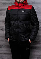 Акция! Парка куртка Nike+Шапка в ПОДАРОК!!!