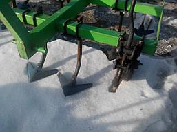 Культиватор навесной 2,5 м с катком Польша, фото 2