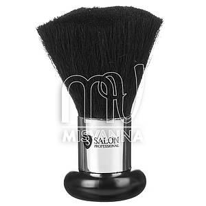 Сметка  для волос Salon Professional, 4 см длина ворса, черный